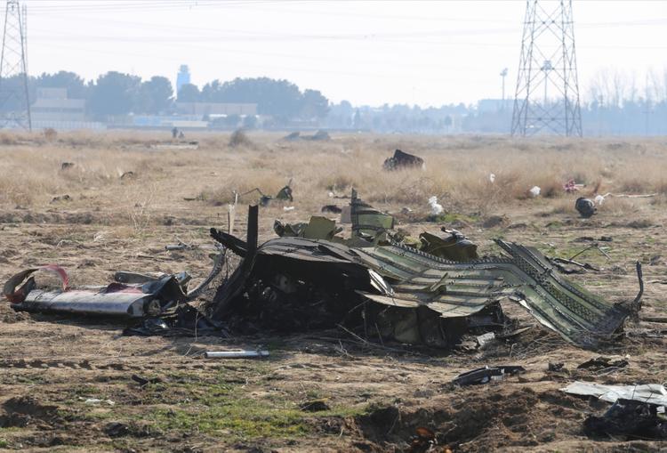 В генштабе ВС Ирана объяснили, почему сбили украинский самолет