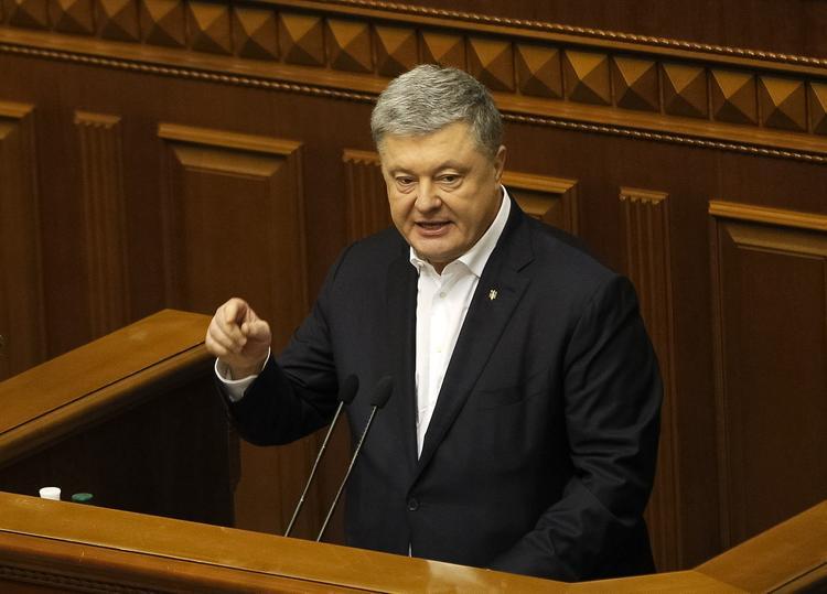 На Украине раскрыли виновника срыва плана Порошенко по керченской провокации