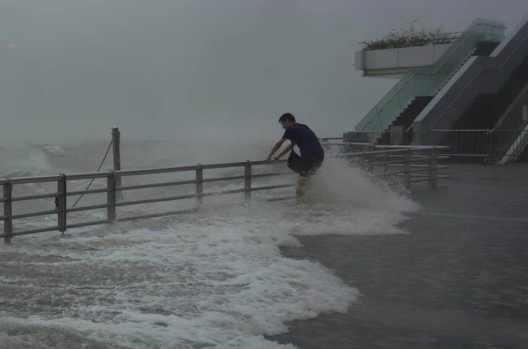 В прошлом году ущерб Китая от стихийных бедствий превысил $47,15 млрд