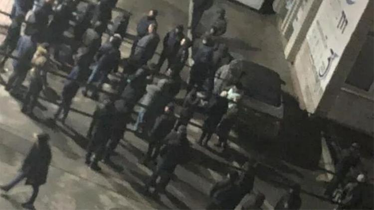 30 украинцев с ножами и палками напали на евреев в Умани
