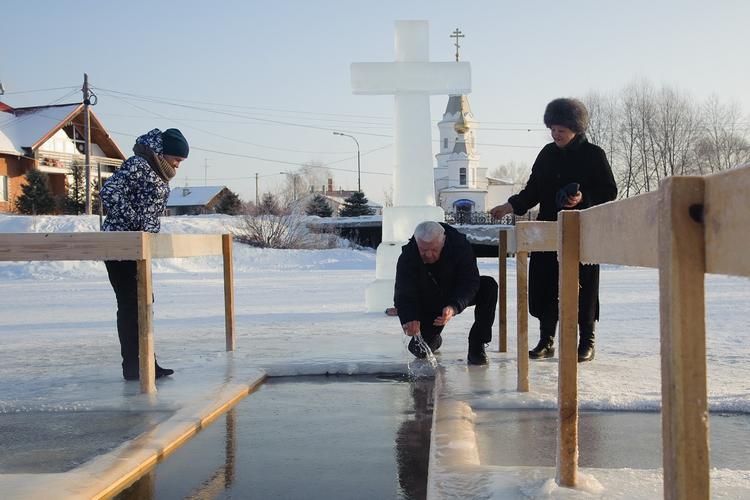Инспекторы проверят все купели в Подмосковье перед Крещением