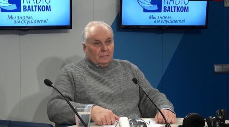 Латвийский политолог: Экс-мэру Ушакову следует посмотреть на свои поступки, а потом обсуждать других людей