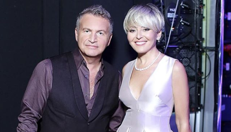 Агутин и Варум побывали в США на концерте дочери