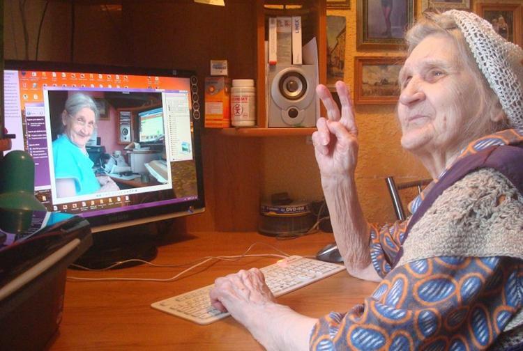 Пенсионеры внедрились в Интернет. Новая аудитория с новыми запросами