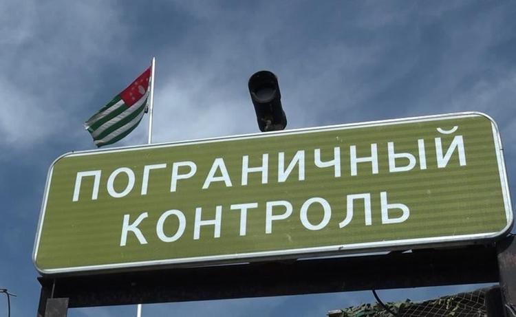 Рекордный трафик зафиксирован на российско-абхазской границе в 2019 году