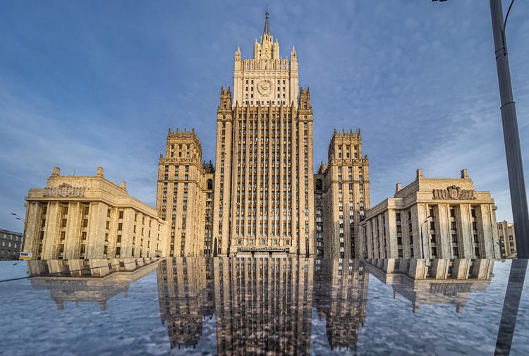 Российско-турецкие переговоры начались в Москве