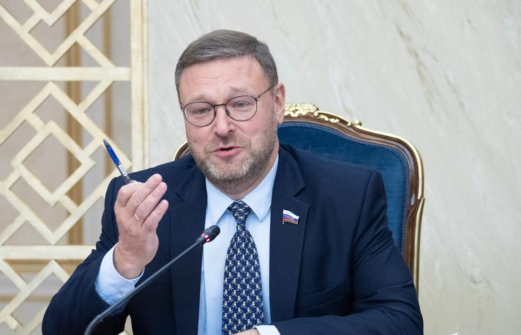 Константин Косачев: Пока правда невыгодна тем, кто владеет информационным пространством