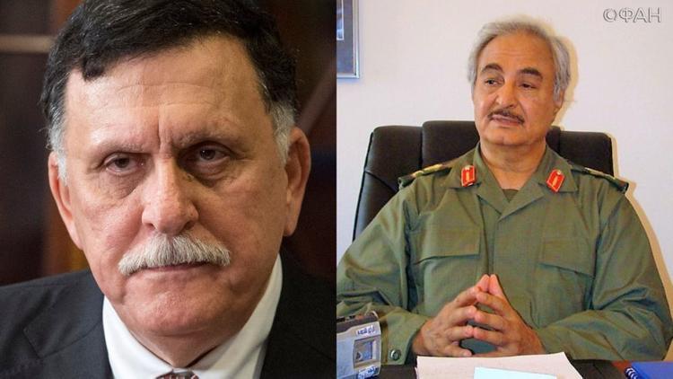 Переговоры по Ливии в Москве: Хафтар просит время для размышлений