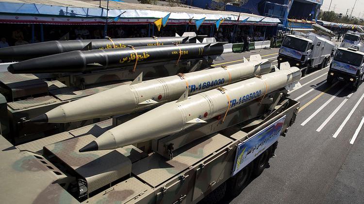 Ближний Восток меняет американские ракеты на иранские