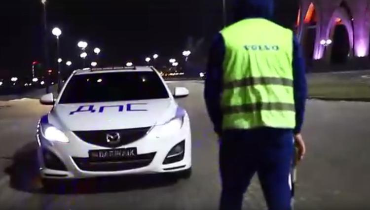 В Казани задержали автомобилистов за съемки клипа для Тимати