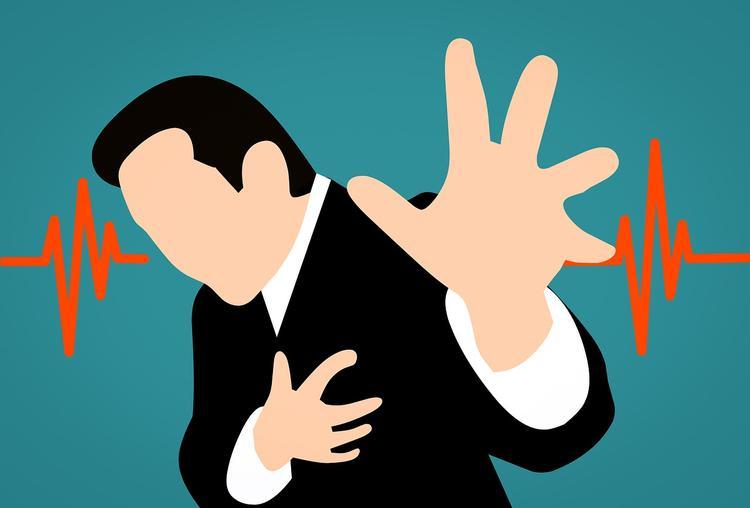 Эмоциональное выгорание - причина сердечных заболеваний