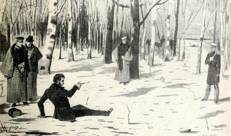 Почему Пушкин вызвал на дуэль гея Дантеса вместо любовника своей жены Николая I ?