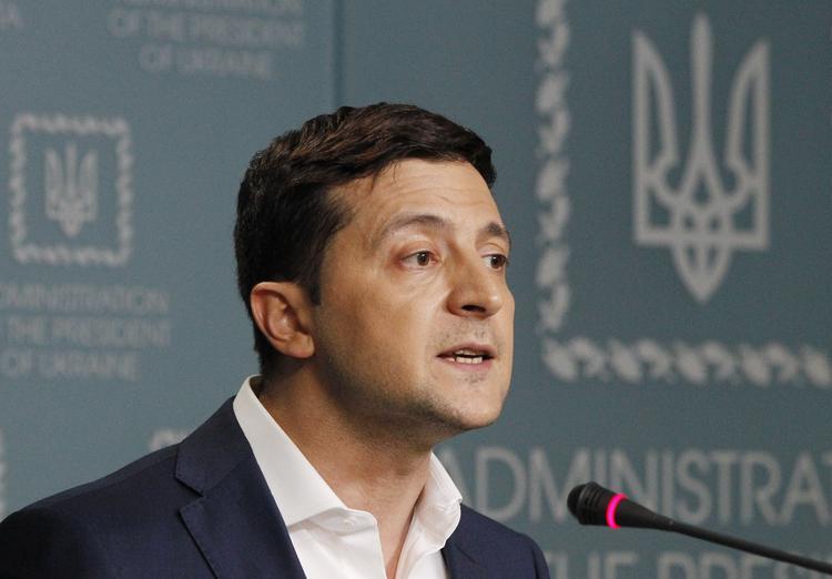 Премьер Украины считает, что у Зеленского