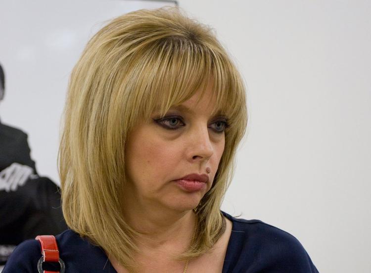 Екатерина Рождественская попала в больницу