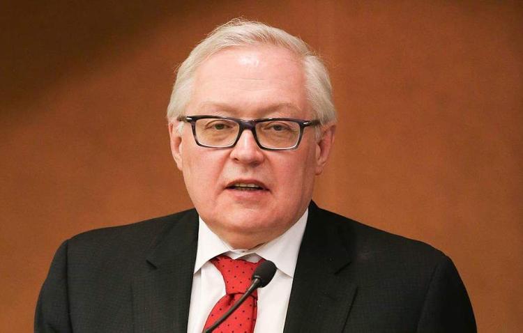 Рябков: Россия не боится санкций США