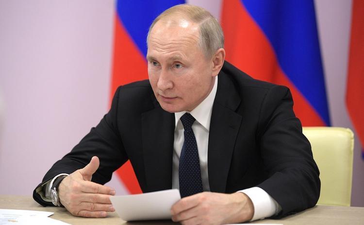 Путин рассказал, от чего зависят судьба и исторические перспективы России