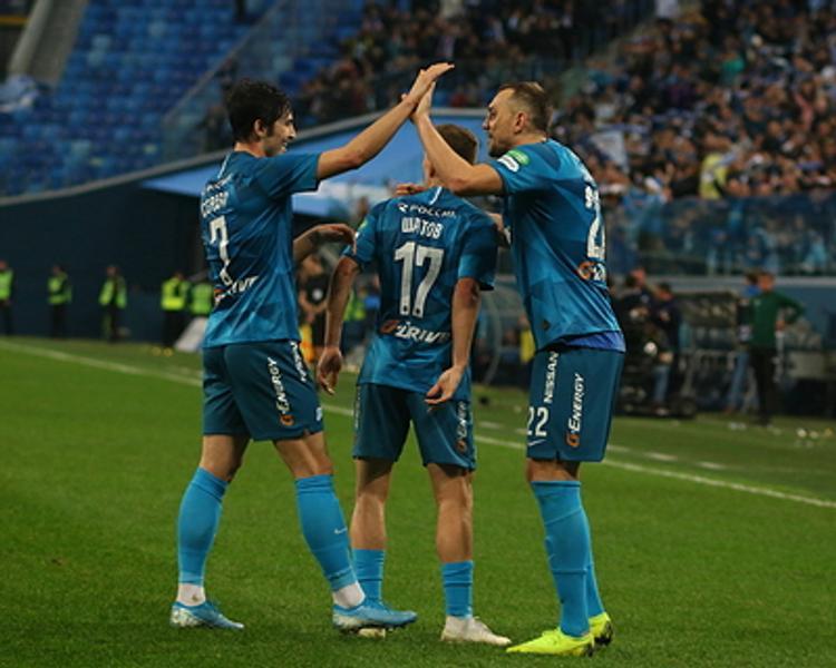 Официальный сайт «Зенита» опубликовал список товарищеских матчей на все три зимних сбора команды
