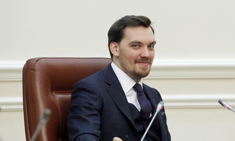 Премьер Украины Гончарук рассказал о «пустоте» и «тумане» в голове Зеленского