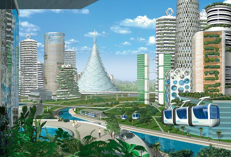 Город будущего. Где мы будем жить через 100 лет - Аргументы Недели