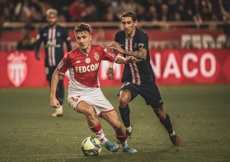 Второй подряд матч против «ПСЖ» Головин и «Монако» провалили