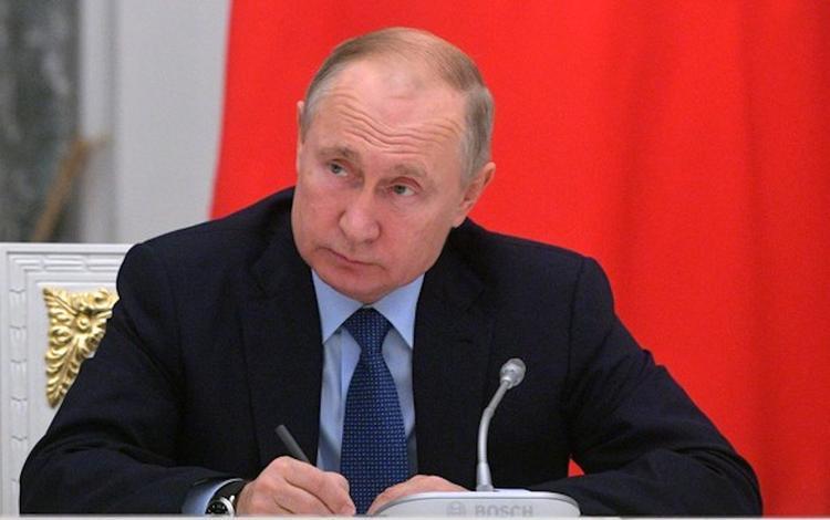 Лавров заявил, что Путин готовит развернутую статью о Второй мировой войне