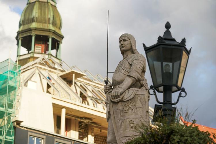 Вице-мэр Риги жалуется на свою жизнь