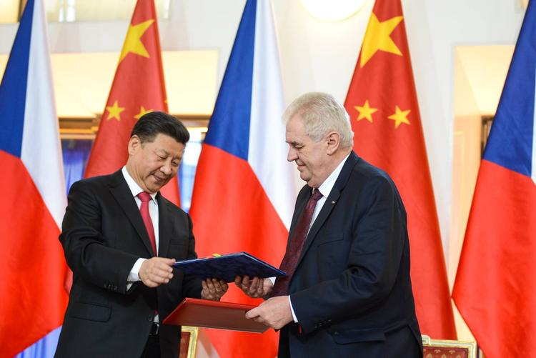 Почему рухнула дружба между Чехией и Китаем?
