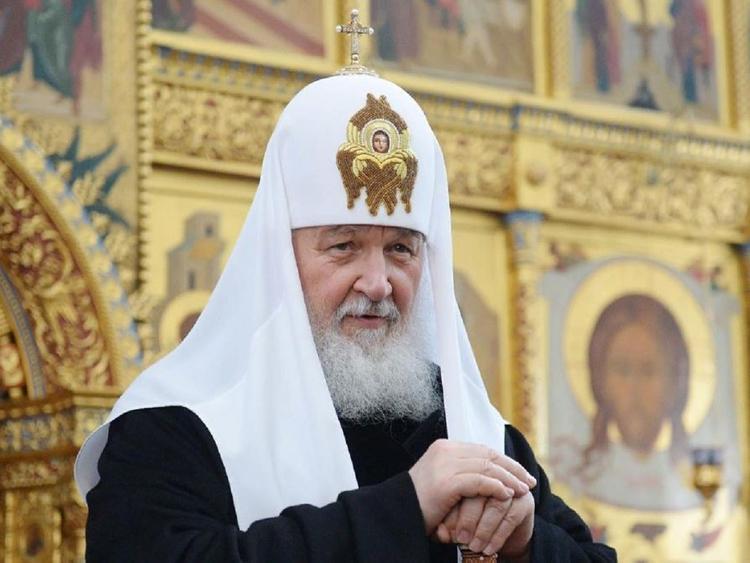 Патриарх Кирилл совершил чин великого освящения воды