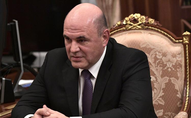 Михаил Мишустин поздравил Бориса Невзорова с юбилеем