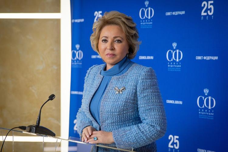 Назначение Краснова на должность генпрокурора обсудят на ближайшем заседании СФ