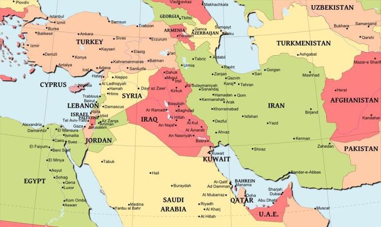 Ближний Восток входит в состояние затяжного военного конфликта и хаоса
