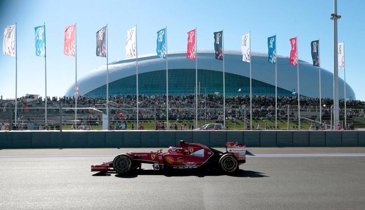«Формула-1» возвращается в Сочи