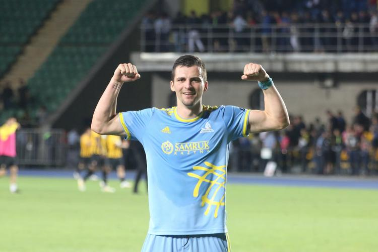 В команду Валерия Карпина может перейти нападающий «Оренбурга»