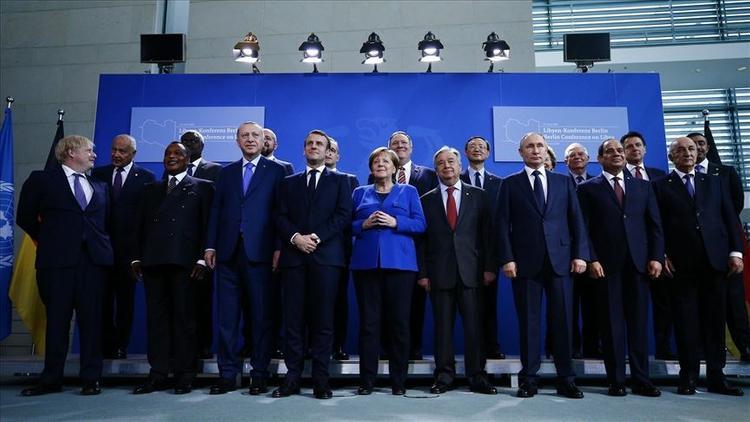 Конференция по Ливии в Берлине обозначила главные цели для перемирия