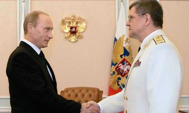 Путин предложил Чайке должность полпреда в СКФО