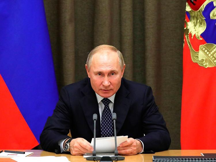 Путин ускоряет смену политической системы России — СМИ