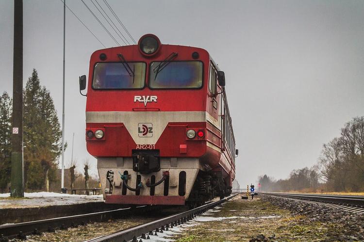 В Латвии до конца года уволят полторы тысячи железнодорожников