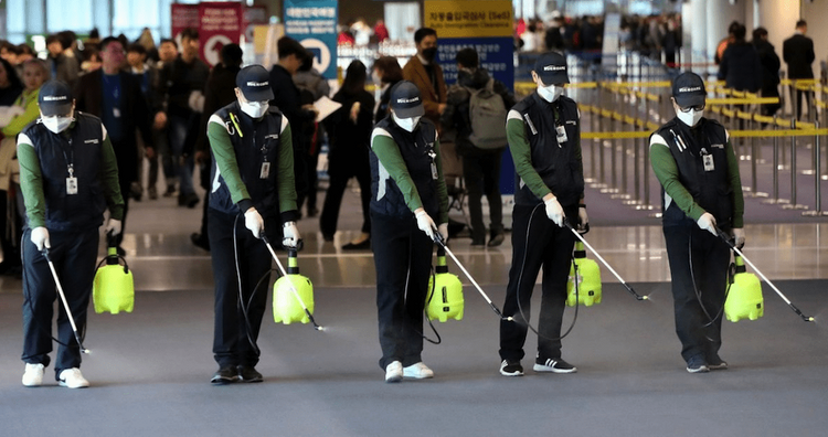 Смертельно опасный вирус из Китая «2019-nCoV»