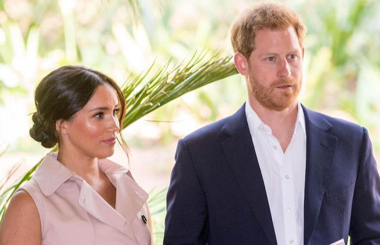 Принц Гарри и герцогиня Маркл пригрозили судом журналистам