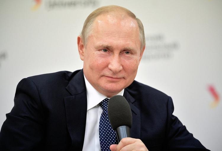 В Польше создали спецштаб для отслеживания выступления Путина в Израиле