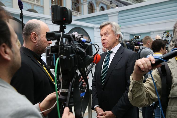 Пушков прокомментировал отношение Израиля и Польши к исторической правде