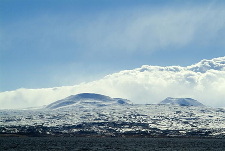 Застрявшие в горах Армении российские туристы ждут помощи спасателей