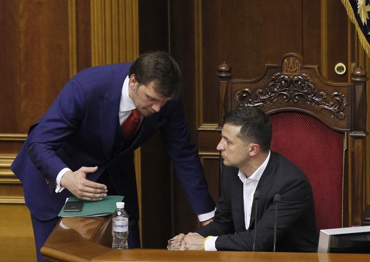 Украинский аналитик рассказал о «первой мощной атаке» на президента Зеленского