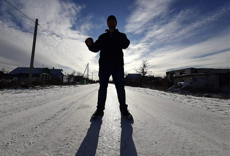Как американец приехал на Донбасс, да тут и остался