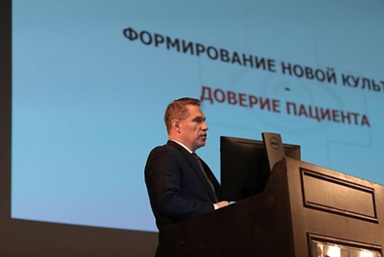 Новый глава Минздрава сообщил о новой системе оплаты труда врачей