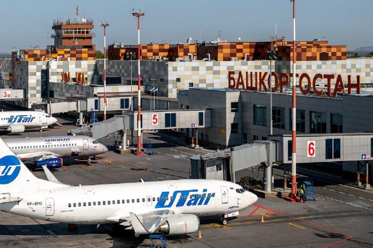 В аэропорту Уфы у всех пассажиров международных рейсов проверяют температуру