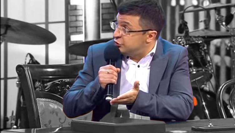 В Киеве рассекретили, как Зеленский отпраздновал день рождения