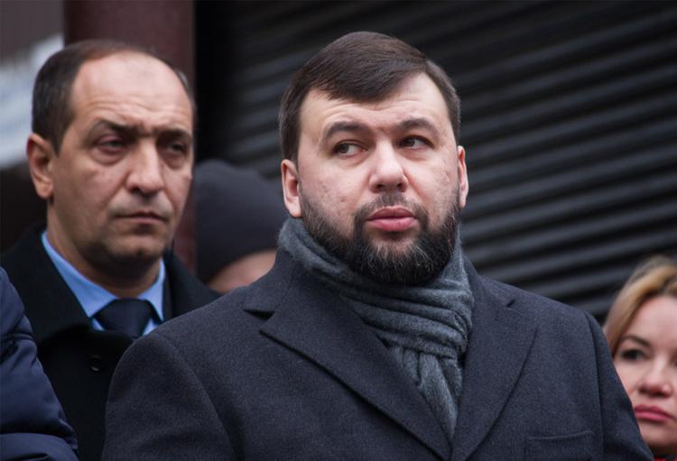 Киев попался на фейке с преемником Пушилина