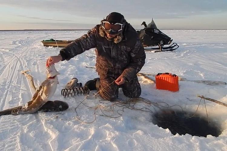 На Сахалине продолжают спасать рыбаков, оставшихся на дрейфующем льду
