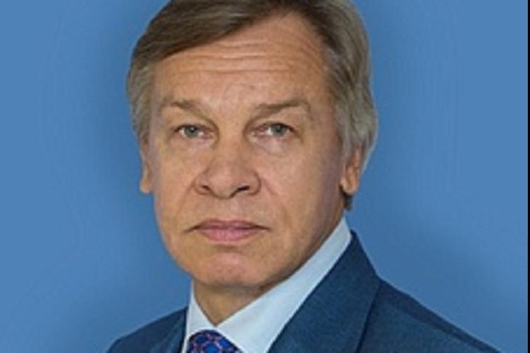 Пушков предлагает закрепить в Конституции статус страны-победителя во Второй мировой войне
